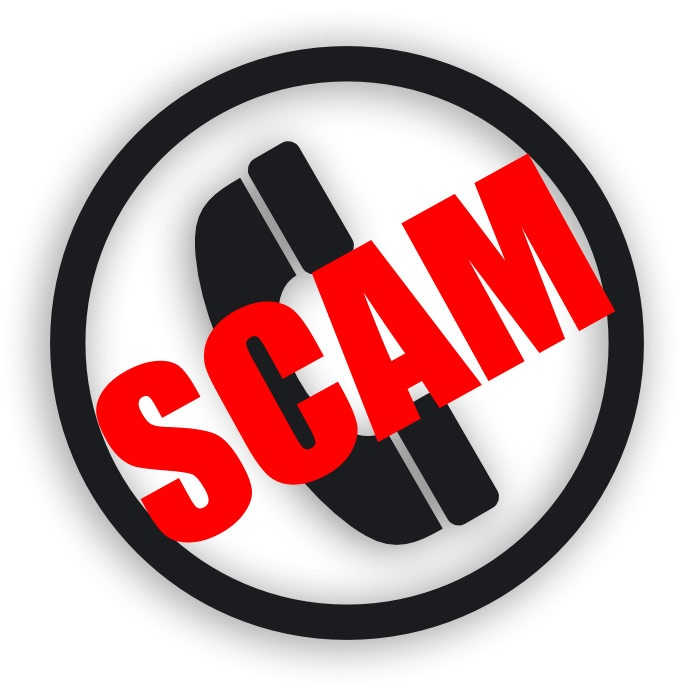 Beware the scammer!
